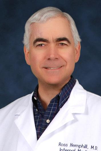 Ross Hemphill, M.D., F.A.C.P