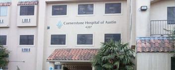 Cornerstone Hospital Of Austin
