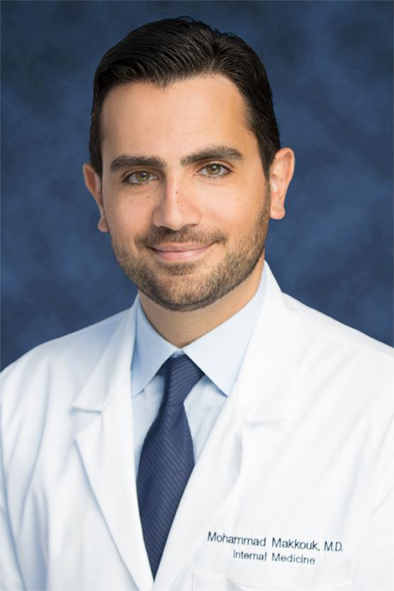 Mohammad Makkouk, M.D.