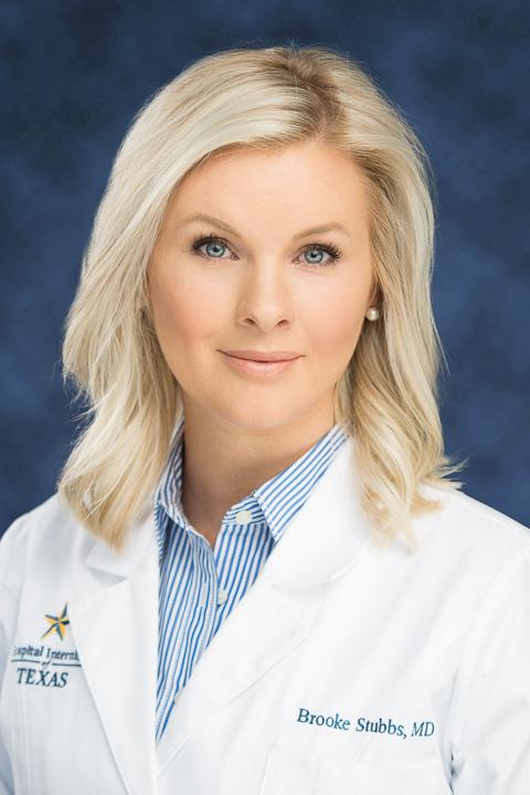 Brooke Stubbs, M.D.